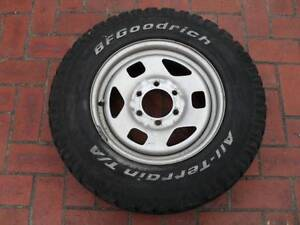 Holden Rodeo 16 inch Spare Wheel Ringwood Maroondah Area Preview