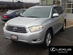 2009 Toyota Highlander V6 Limited NAVIGATION /REAR DVD