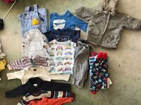 Boy bundle 6-9 ,9-12