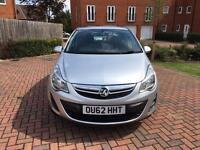 62 Plate Vauxhall Corsa 1.3 CDTi Ecoflex £30 Tax