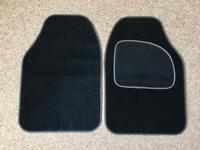 Pair of BRAND NEW UNUSED Front Universal Fit Car Mats