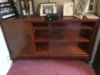 VINTAGE BOOKCASE in good condition - to be COLLECTED from WALTON-on-Thames, KT12