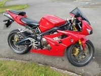 Triumph Daytona 675 2006 V. Good Cond. All Paper Work. Well Loved Bike.