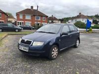 2003 Skoda Fabia Classic 1.4 Petrol, Very Cheap Insurance, Good Spec, Cheap @ £400
