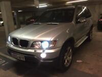 03 bmw x5 3.0d sport 1 off immaculate cond hid xenons tiger claws new tyres new brakes new mot lowml