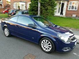 Diesel Astra twin top convertible *private plate included*