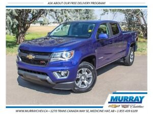 2016 Chevrolet Colorado LT Z71 *Leather *Heated Seats *Tow/Haul