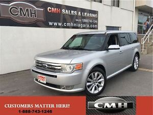 2010 Ford Flex LIMITED LEATH PANO-ROOF *CERTIFIED*