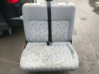 VW T5 Double passenger seat folding type lll pattern
