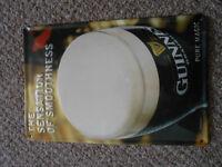 Guinness Smoothness 3D Tin sign 20x30 cm