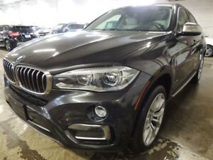 2015 BMW X6 xDrive, NAVI, 360 CAMERA, SUNROOF