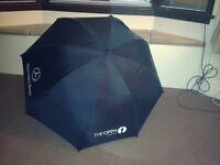 Golf Umbrella;Mercedes Open Championship Muirfield 2013