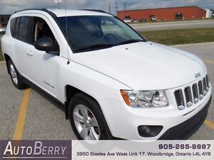2011 Jeep Compass North ** Certified & E-Test ** REDUCED $5,999
