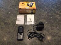 Samsung E2100B mobile phone. O2. Like New. £15.00