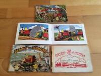 4 vintage Sammy the shutter books
