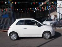 Fiat 500 1.2 Pop 3dr (start/stop) INCREDIBLE DESIRABLE 12/62 1 LADY OWNER