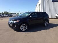 2013 Ford Edge AWD-Leather-Panoramic roof-Navigation-Low kms!