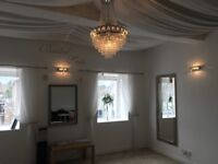 A Stunning Beauty/nails room to rent in a busy well established Salon in Highcliffe