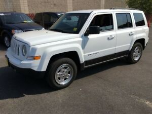 2015 Jeep Patriot North Edition, Automatic, 4WD