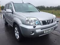 SALE! Bargain Nissan x-trail aventura, diesel 4x4, long MOT top spec