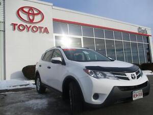 2013 Toyota RAV4 LE (A6)