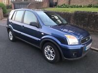 2006 Ford Fusion Zetec Climate 1.6 TDCI Diesel - 1 Owner - Full Service History