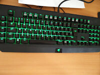 Razer Blackwidow Chroma (RGB Gaming Keyboard)