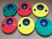 Delphin Swim Discs/Floation rings