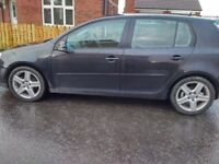 VOLKSWAGEN GOLF 2.0 GT TDI 140 DIESEL GREAT DRIVING RELIABLE WEE CAR CHEAP PART EXCHANGE WELCOME