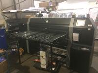 HP Designjet H45500 Flatbed Printer