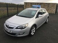 2010 60 VAUXHALL ASTRA SRI 1.6 CDTI *DIESEL* 6 SPEED MANUAL - *LOW MILEAGE* - MAY 2019 M.O.T!