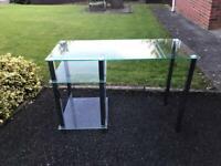 Glass Desk in Banbridge