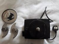 BROKEN Waring food processor - spare parts only