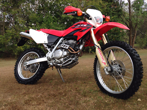 Honda XR250L Clarence Town Dungog Area Preview