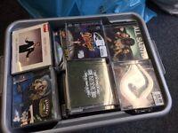 Box of CDs (Various ) 300 mixed {SET 5}