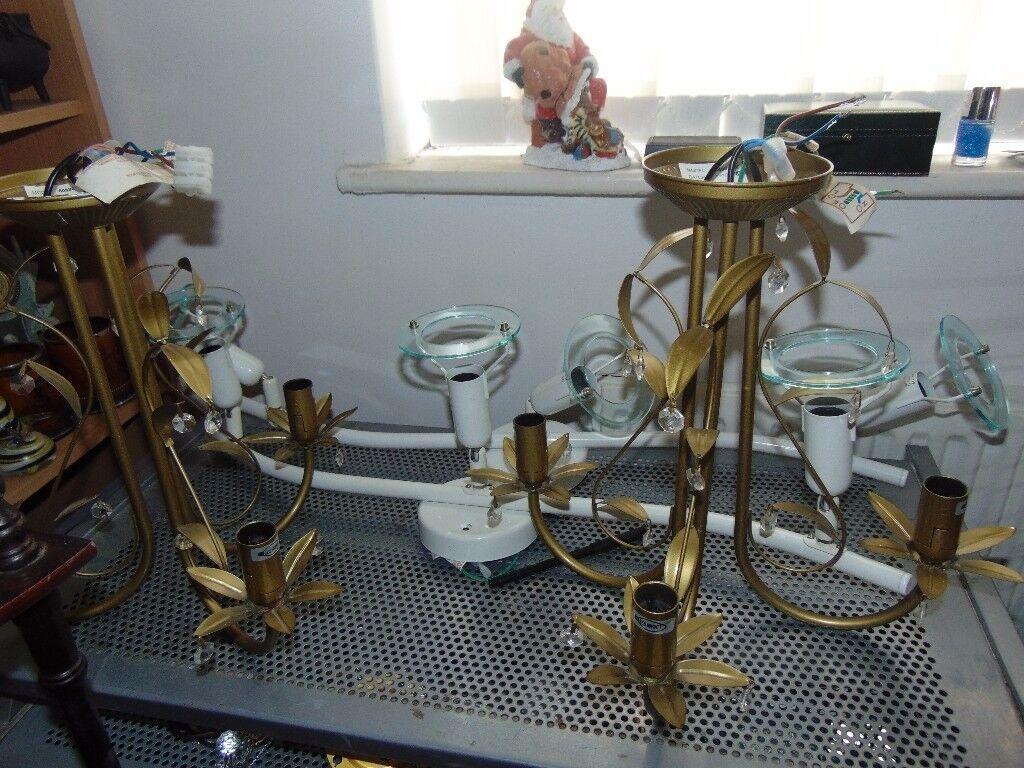 joblot lamps,lights,very cheap,joblot,carboor,gifts,present,lamps,vintage look,lights, corners