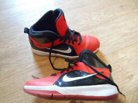 Nike High Tops Trainers Size UK5