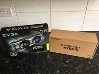 Evga GTX 1070Ti SC Black Edition with Hybrid Cooler Boxed