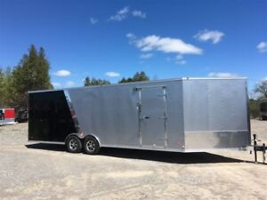 2017 RC Trailers 30 Foot Aluminum Car Hauler