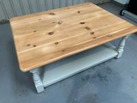 Large coffees table