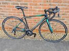 Cube Axial Full Carbon Road Bike - Shimano 105 & Ultegra - Small 50cm Frame