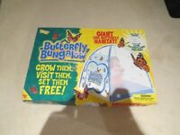 Insectlore Butterfly Bungalow/Tent. Used, in good condition. In original box