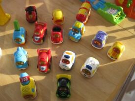 Toot toot drivers cars, rampway, Garage and parking tower