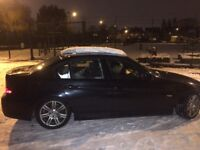 2007 BMW 318D M SPORT SALOON not Passat golf skoda Leon Volvo Audi Lexus avensis vectra mondeo vra