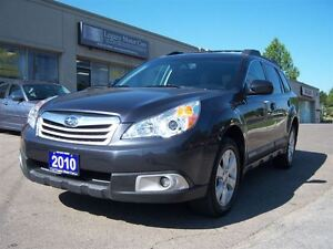 2010 Subaru Outback 3.6r Limited AWD Leather Roof