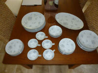 JAPANESE NORITAKE CHINA SERVICE SUZETTE PATTERN