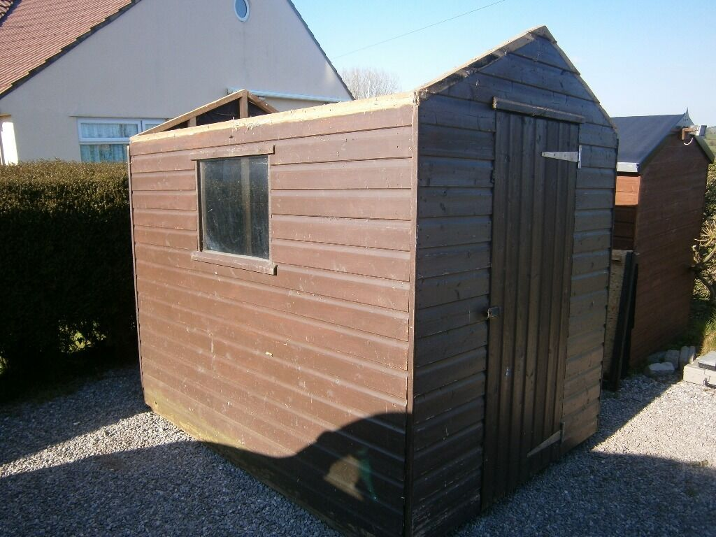 Garden shed 8x6 in somerset gumtree for Garden shed 8x6