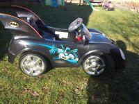 batman car - bargain
