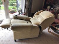 Riser Recliner chair for disabled or elderly
