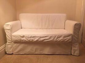 IKEA HAGALUND SOFA BED 150CM WIDE 80CM HIGH 90 CM DEEP